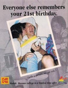 Kodak Birthday
