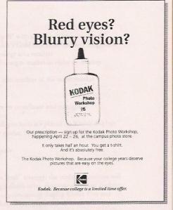 Kodak Classes - Version 2
