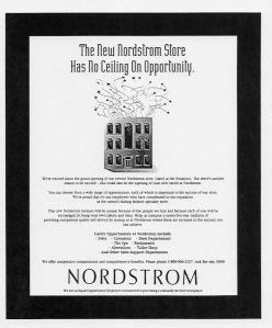 Recruitment Nordstrom 1